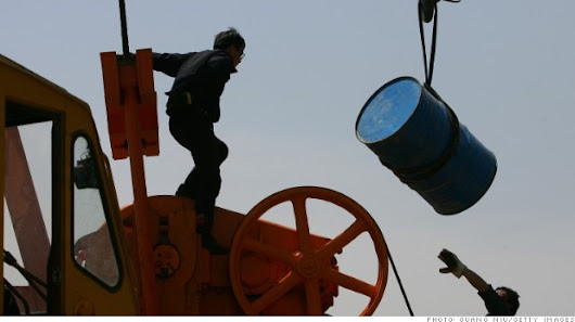 Plunging oil prices won't solve China's economic problems