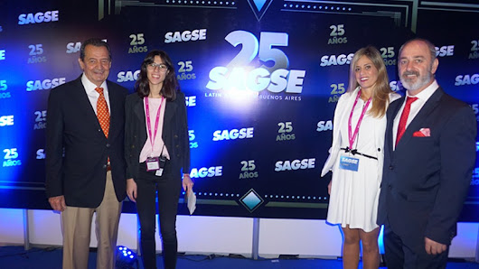 SAGSE lands on ICE at booth ND2-B on February 6-8