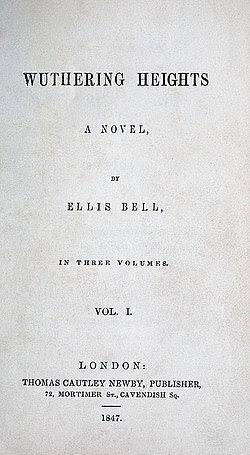 Frontispício da primeira edição.