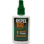 Repel 100 Insect Repellent Pump Spray, 98% Deet - 4 fl oz bottle