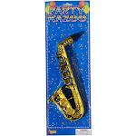 Saxaphone Kazoo - 100208 - Golden - One Size
