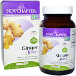 New Chapter Ginger Force - 60 Capsules