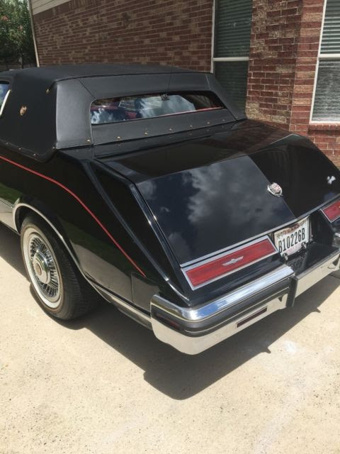 EXCELLENT 1981 CADILLAC SEVILLE OPERA COUPE!! for sale ...