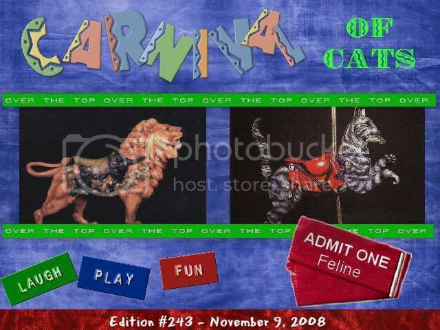 Carnival of the Cats #243