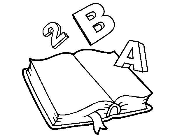 Disegni Da Colorare Libro Migliori Pagine Da Colorare