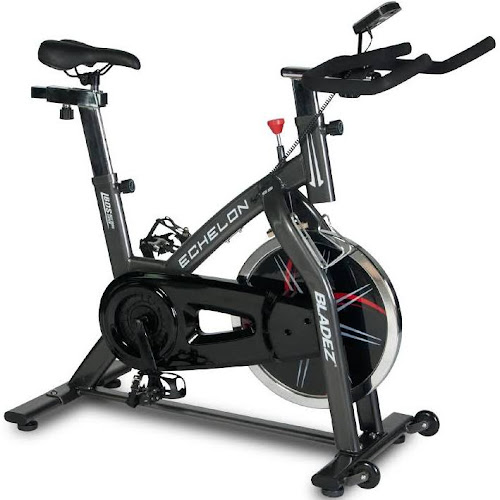 Bladez Echelon GS Stationary Indoor Cardio Exercise Fitness Cycling