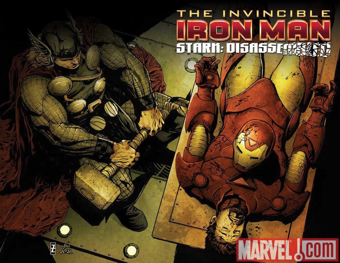 Invincible Iron Man: Stark Disassembled