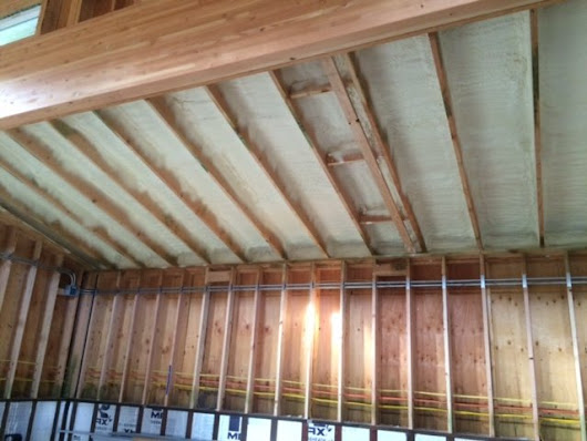 Spray Foam Insulation | Spray on Insulation