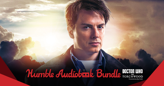 Humble Audiobook Bundle: Doctor Who & Torchwood presented by Big Finish