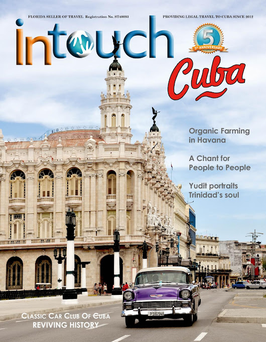 In Touch with Cuba - Visit Cuba from US