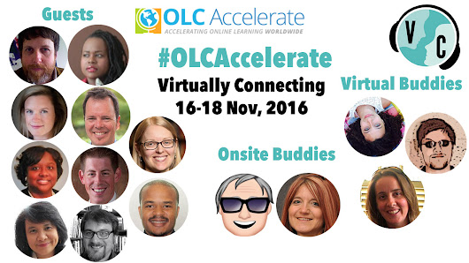 We are VConnecting at #OLCAccelerate