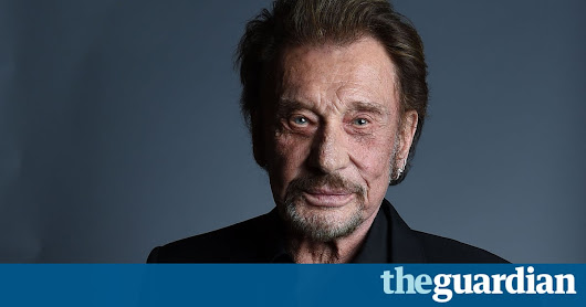 Johnny Hallyday, French rock star, dies aged 74 | Music | The Guardian
