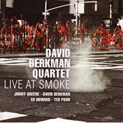 David Berkman Quartet: Live At Smoke cover