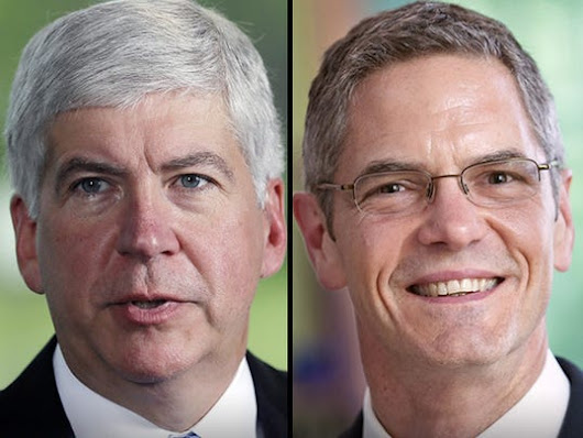 How Snyder, Schauer use social media in battle for governor's seat