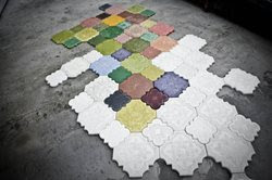 IVANKA Concrete Tiles - The Concrete Network