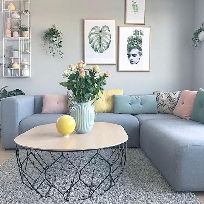 Dekorasi Ruang Tamu English Style | Ide Rumah Minimalis
