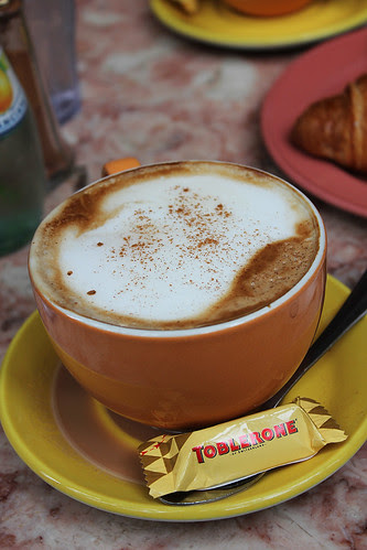 Caramel latte machiato by mspt47