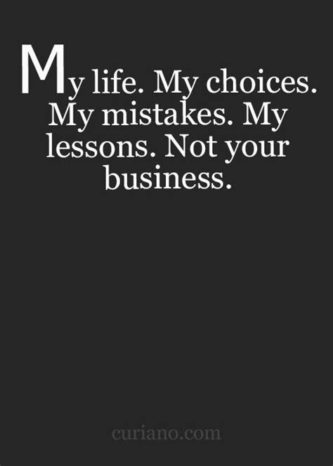 My Lifes A Mess Quotes