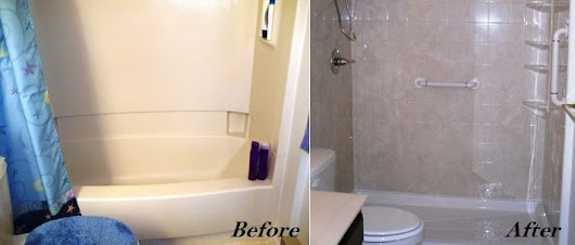Tub-to-shower Conversions installed by New York Sash