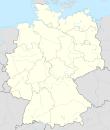 Pferdingsleben trên bản đồ Đức