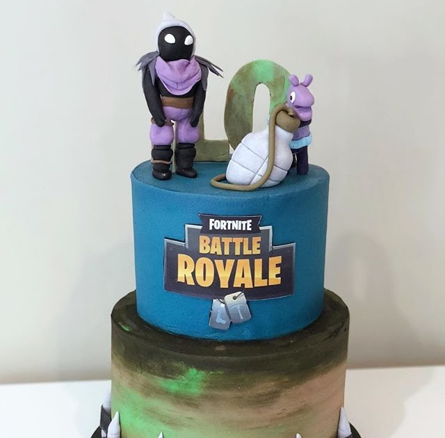 Fortnite Cake Fortnite Mobile Level Hack