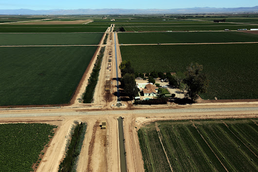 California agriculture: It's worth the water