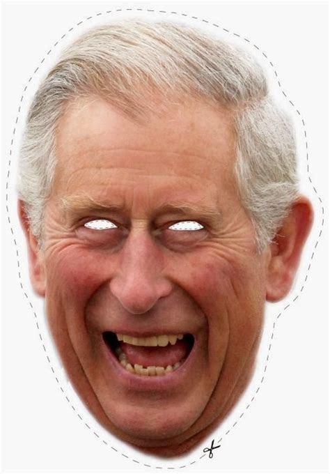English Royal Family Free Printable Masks.   Oh My Fiesta