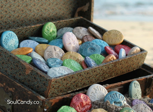 Set of 11 ~ Create Your Own Collection ~ Soul Candy Stones