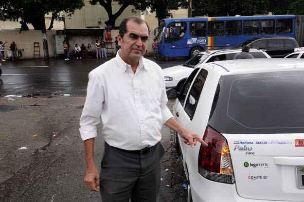 Para Gomes Filho, planejamento é essencial para não esquecer de usar a seta (Julio Jacobina/DP/D.A Press)