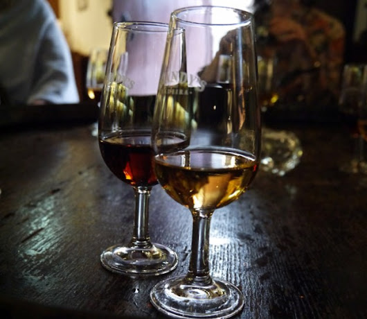 The Spas of Madeira and an introduction to Madeira wine