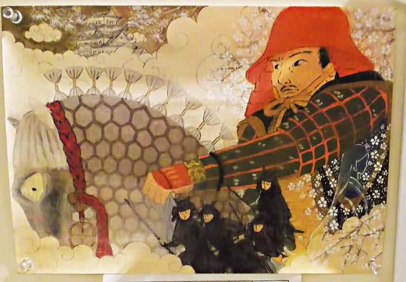 黒田官兵衛イラストコンテスト2013年姫路ヤマトヤシキとイメージ
