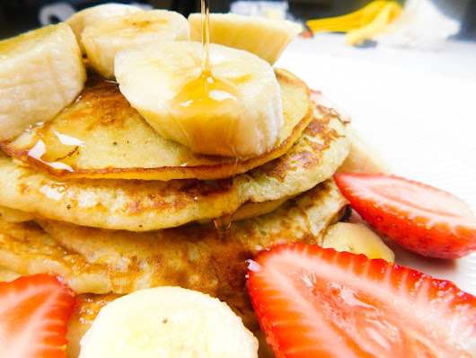 Your Weekly Recipe - Moist Banana Pancakes