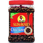 Sun Maid Raisins, Pure Milk Chocolate Covered - 48 oz