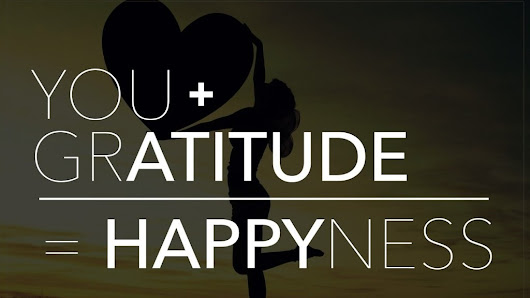 5 Reasons Why You Should Be Grateful
