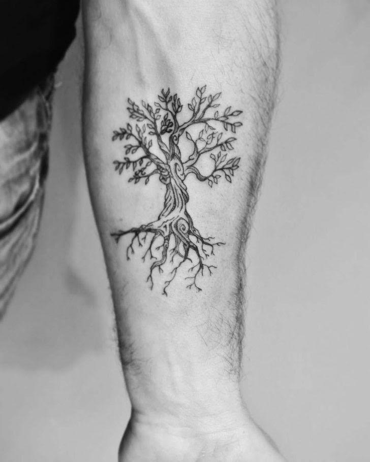 The Tree Of Life Tattoo Best Tattoo Ideas Gallery