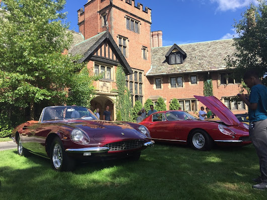 Photo Gallery: 6th Annual Molto Bella Auto Show - OnAllCylinders