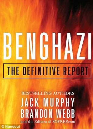 Comprehensive: The ebook, 'Benghazi: The Definitive Report' will be released on Tuesday