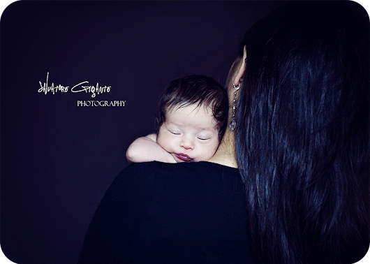 Hoboken New Jersey Newborn Photographer