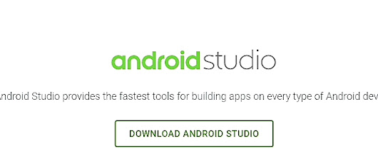 Download the latest Android Studio 3.2 - GoAndroid
