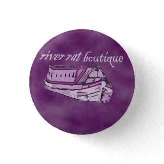 river rat boutique badge button