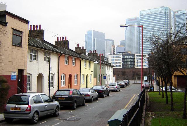 Terrace, Blackwall