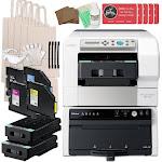 Roland VersaSTUDIO BT-12 DTG Printer w/ Two Trays & Designs Bundle