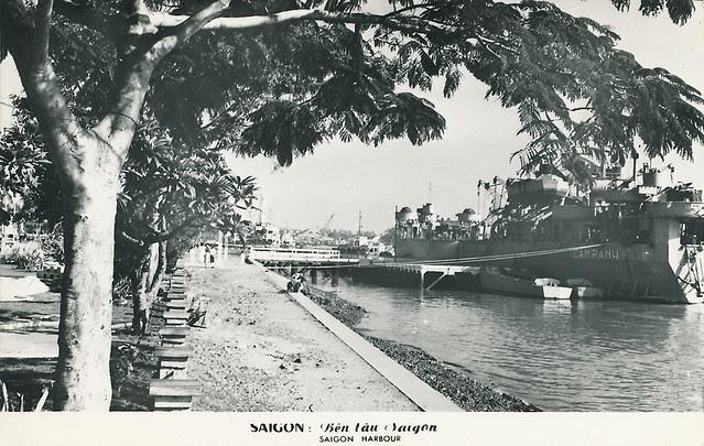 Saigon - Bến Tàu - Harbour