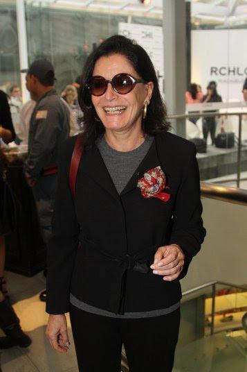 A expert Gloria Kalil foi conferir as novidades