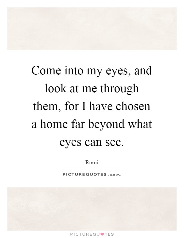 Through My Eyes Quotes Sayings Through My Eyes Picture Quotes