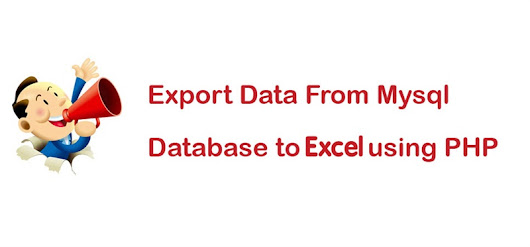 Export MySQL data to Excel in PHP - Dreamsoftz