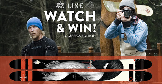 Nimbus Independent Line Skis Watch and Win Contest | evo