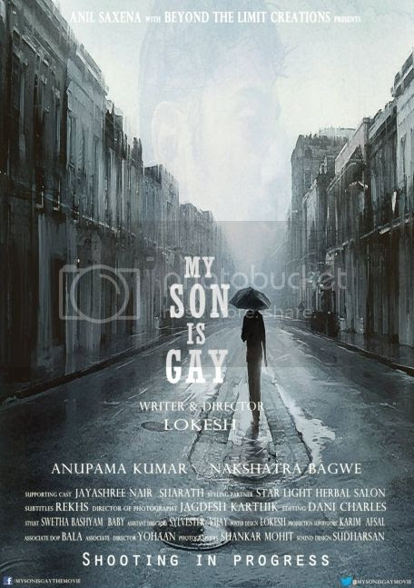 [Image] Crazy Sam's Bloginess: My Son Is Gay