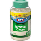 Kraft Parmesan Cheese, Grated - 16 oz can