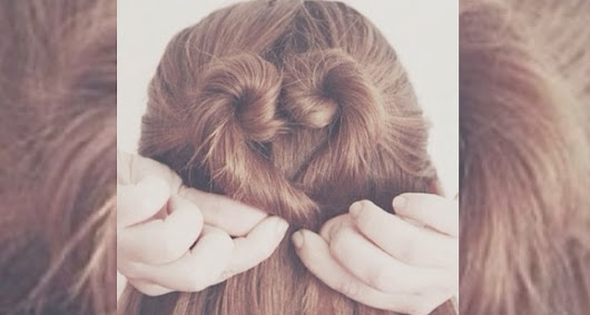 10 Best V-day Hairstyle Ideas from Pinterest! - Quinceanera